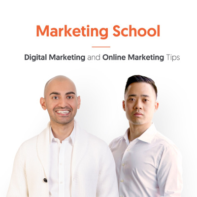podcast marketing school