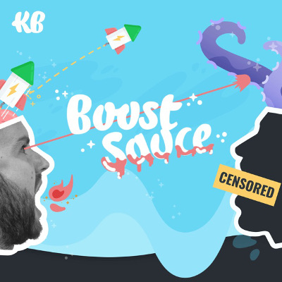 boostsauce podcast