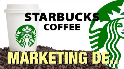 Stratégie marketing et growth de starbucks